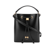 Ted Baker Women's Adea Micro Bow Top Handle Bucket Bag - Black