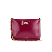 Ted Baker Women's Gretaa Geometric Bow Crossbody Bag - Purple