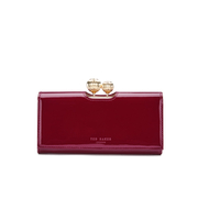 Ted Baker Women's Kimmiko Matinee Purse - Oxblood
