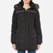 Superdry Women's Glacier Parka - Black