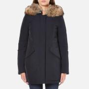 Woolrich Women's Luxury Arctic Parka - Midnight Blue