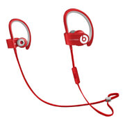 Beats by Dr. Dre: Powerbeats 2 Wireless Active Collection Earphones - Red (Manufacturer Refurbished)
