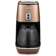De'Longhi ICMI211.CP Distinta Filter Coffee Maker - Matt Copper