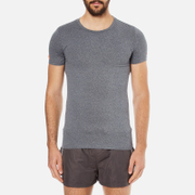 Superdry Men's Gym Basic Sport Runner T-Shirt - Grey Grit