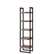 Industrial Iron Display Rack