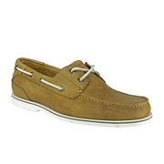 Rockport Men's Summer Tour 2-Eye Boat Shoes - Golden