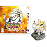 Pokémon Sun + Solgaleo Figurine