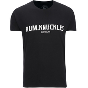 Rum Knuckles Men's London T-Shirt - Black