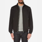BOSS Green Men's Jalomo Zipped Jacket - Black