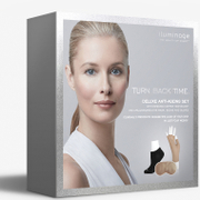 Iluminage Deluxe Anti-Ageing Gift Set - XS-S (Worth £85)