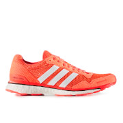 adidas Women's Adizero Adios 3 Running Shoes - Red/White