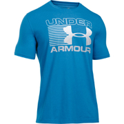 Under Armour Men's Stack Attack Short Sleeve T-Shirt - Brilliant Blue