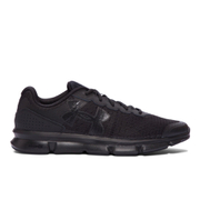 Under Armour Men's Micro G Speed Swift Running Shoes - Black