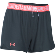 Under Armour Women's Play Up Shorts - Stealth Grey