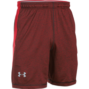 Under Armour Men's Raid International Shorts - Red/Steel