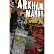 Arkham Manor - Volume 1 Graphic Novel