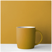 Root7 Neon Mug - Orange