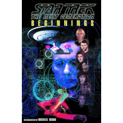 Star Trek Classics: Beginnings - Volume 4 Graphic Novel