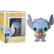 Lilo & Stitch Aloha Stitch Limited Edition Funko Pop! Figur