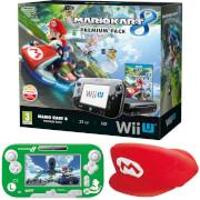 Wii U Mario Kart 8 Pack