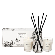 Stoneglow White Tea and Wisteria Candle and Reed Gift Set