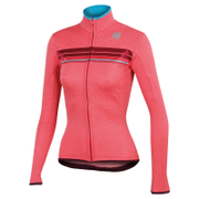 Sportful Women's Allure Thermal Long Sleeve Jersey - Cherry