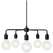 Menu Leonard Chandelier - Black