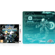 Metroid Prime: Federation Force + Mousepad