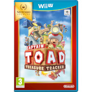 Nintendo Selects Captain Toad: Treasure Tracker
