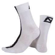 Nalini Corsa Socks 19cm - White