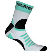 Bianchi Ornica Socks - White/Green