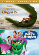 Pete's Dragon Live Action/Animation Doublepack