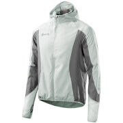 Skins Plus Men's Gravity Packable Jacket - Aluminium/Pewter