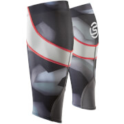 Skins Essentials Unisex Calf Tights MX - Glitch Camo