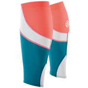 Skins Essentials Unisex Calf Tights MX - Cerulean