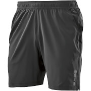 "Skins Plus Men's Apollo 7"""" Shorts - Black"