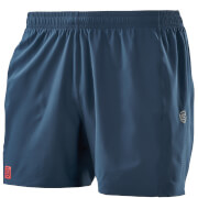 "Skins Plus Men's Attrex 4"""" Shorts - Indigo"