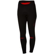 Castelli Women's Chic Tights - Black/Red
