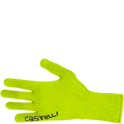 Castelli Corridore Gloves - Yellow Fluro