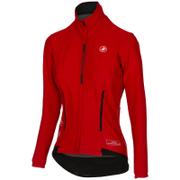 Castelli Women's Perfetto Jacket - Red/Black