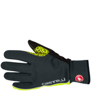Castelli Spettacolo Gloves - Grey/Yellow Fluro