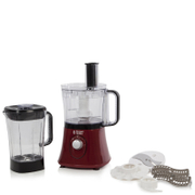 Russell Hobbs 19006 Rosso Food Processor - Red