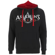 Assassin's Creed Men's Logo Hoody - Black
