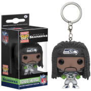 NFL Richard Sherman Pocket Pop! Vinyl Key Chain