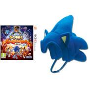 Sonic Boom: Fire & Ice + Sonic Hat