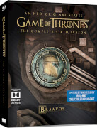 Game of Thrones Season 6 Steelbook