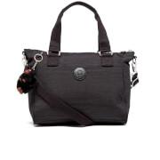 Kipling Women's Amiel Medium Tote Bag - Dazz Black