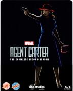 Marvel's Agent Carter Temporada 2 (Edición de Reino Unido) - Zavvi Steelbook de edición limitada