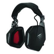 Mad Catz F.R.E.Q 9 Wireless Surround Gaming Headset - Matte Black