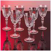 RCR Crystal Melodia Wine Glasses (Set of 6)